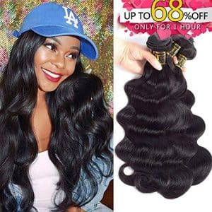 QTHAIR 10A Brazilian Virgin Hair Body Wave Reviews